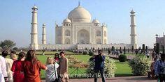 Government to cap visitors to Taj Mahal at 40,000 per day
