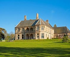 Weston Manor House, Freshwater, Isle of Wight. By Goldie, Child and Goldie, 1881-2, for Wilfred Ward of Oxford Movement fame. French 16th-century domestic Gothic, not large, but with big private chapel attached. Now a bed-and-breakfast.