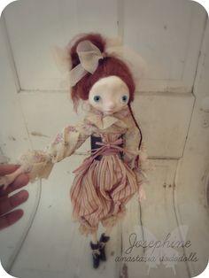 Josephine by anastasia dododolls 2014
