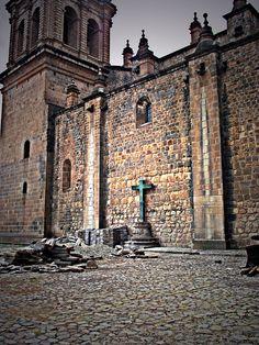 Cuzco Cathedral, Peru.