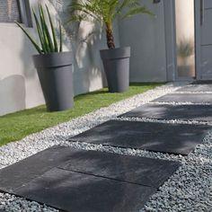 Cl tures aluminium mod le brise vue menuiserie cloturel aluminium jardins plantes fleurs - Castorama jardin pas japonais angers ...