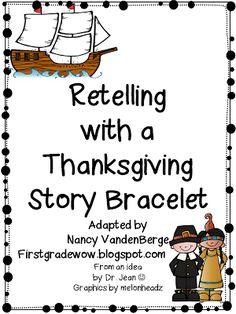 Retelling Thanksgiving
