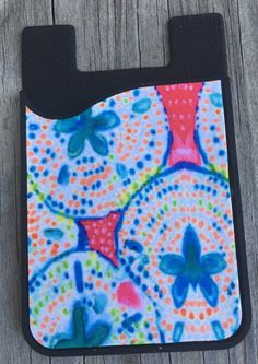 This is SOOOO MUCH MORE than just a Phone Wallet! These are great for when you don't want to carry a purse or wallet.         Made of Neoprene | Shop this product here: http://spreesy.com/swanktique/21 | Shop all of our products at http://spreesy.com/swanktique    | Pinterest selling powered by Spreesy.com