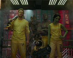 """Well, first off, there are five of them:   Everything You Need To Know Before You See """"Guardians Of The Galaxy"""""""