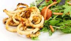 If you love seafood this Paleo calamari is a must try! Just remember you need to marinate the calamari for at least 1 hour beforehand.