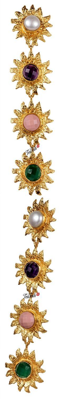 ❈Téa Tosh❈ VALÉRE, Lei III Earrings #teatosh Micah Gianneli, Costume Jewelry, Gems, Glamour, Jewels, Earrings, Beautiful, Crystals, Dark