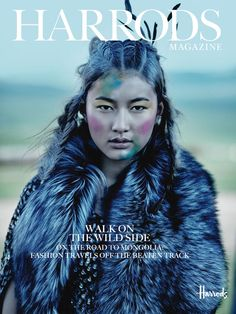 1000+ images about mongolian fashion on Pinterest ...