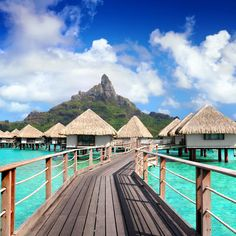 Le Meridien Bora Bora in French Polynesia