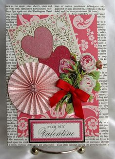 Anna Griffin All About Love Card