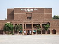 Faisalabad - Wikipedia, the free encyclopedia