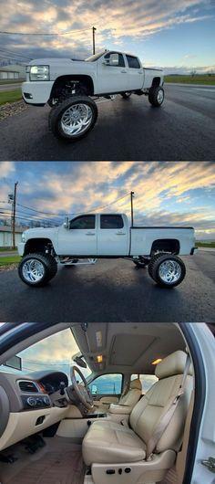 Chevrolet Silverado 2500, 2011 Chevy Silverado, Custom Trucks For Sale, Lifted Trucks For Sale, Tonneau Cover, Diesel Fuel, Sump, Keyless Entry, Fuel Economy