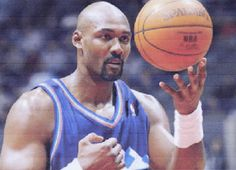 """Moses """"The Mailman"""" Malone March 23, 1954 National Basketball Association star, Moses """"The Mailman"""" Malone is born in Petersburg, Virginia. Karl Anthony Malone (born July 24, 1963), nicknamed """"The Mailman"""" is a retired American professional basketball power forward. He spent his first 18 seasons (1985–2003) in the National Basketball Association (NBA) with the Utah Jazz and formed a formidable duo with his teammate John Stockton. Malone was a two-time NBA Most Valuable Player, a 14-time NBA…"""
