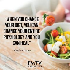 Charlotte Gerson, what an incredible woman!  If you haven't seen the film 'Gerson Therapy' yet you can watch it, instantly on FMTV:  https://www.fmtv.com/watch/the-gerson-miracle