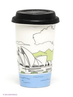 """Кружка Мира """"Сидней"""", Экспедиция на Маркете VSE42.RU Travel Mug, Mugs, Tableware, Dinnerware, Tumblers, Tablewares, Mug, Dishes, Place Settings"""