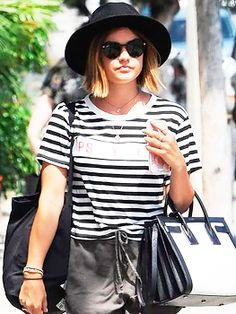 Lucy Hale shopping in West Hollywood - July 6, 2015