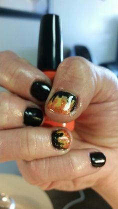Sturgis nails shellac