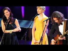 ▶ Taylor Swift & The Civil Wars - Safe and Sound Live From Nashville Tennessee 1/12/2012 - YouTube