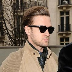 Justin Timberlake wearing Tom Ford sunglasses and dolce & gabbana jacket. Ray Ban Sunglasses Sale, Tom Ford Sunglasses, Sunglasses Outlet, Cheap Sunglasses, Vintage Sunglasses, Robert Downey, Downey Jr, Diesel, Burberry
