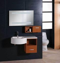 Small Bathroom Vanities And An Article With Some Pictures That Theme About The Best Places To Buy Bathroom Vanities With Some Variants Of Tile With Color And Kinds For Bathroom Design With Wooden Sink And White And Black Color ✿