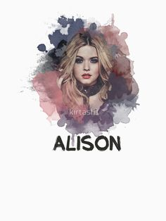 Alison - Pretty Little Liars Alison Pretty Little Liars, Preety Little Liars, Pretty Little Liars Quotes, Atypical, Orphan Black, Pll Actors, Grey's Anatomy, Ezra Fitz, Actors Images