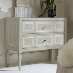 Modern History Home Milan Commode  from Layla Grayce #laylagrayce