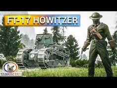 Battlefield 1 El FT-17 Howitzer Necesita un cambio de aceite urgente