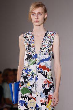 Jil Sander Spring 2014 Ready-to-Wear Fashion Show Details