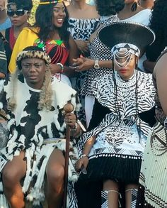 Southern African traditional wedding