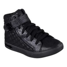 Girls' Skechers Shoutouts Quilted Crush High Top