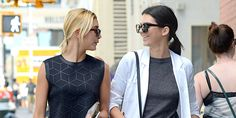 Kendall Jenner and Hailey Baldwin look bodacious out in LA -Sugarscape.com