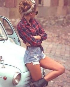 40 Cute Hipster Outfits For Girls | Fashion - clothing, outfits, mens, hipster, men, refashion clothes *ad
