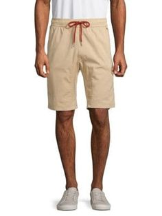 Civil Society Stretched Cargo Shorts In Sand Civil Society, Civilization, Stretches, Shorts, Shopping, Short Shorts, Hot Pants