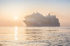 The Anthem of the Seas will sail its inaugural spring and summer season from its home port of Southampton, U.K.