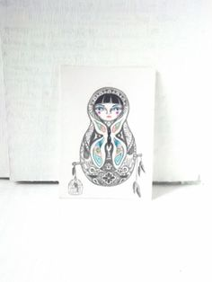 ~Russia~ by thatmakemejoy on Etsy, $30.00
