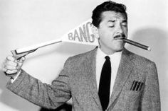 The Ernie Kovacs Show Ernie Kovacs, Comedian George, Best Television Series, Vintage Television, The Time Machine, George Carlin, Time 100, Hooray For Hollywood, Me Tv