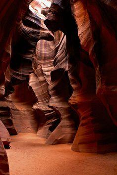 Upper Antelope Canyon, Navajo Tribal Park, Arizona