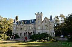 Panoramio - Photo of Castillo francés de la estancia La Candelaria - Lobos, Buenos Aires