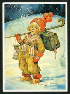 Helge Artelius - the New Year http://www.janolssonvykort.se/img/27686B.jpg