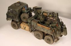 #scale #models #scalemodel #recovery #arv #foden #modern #british #army