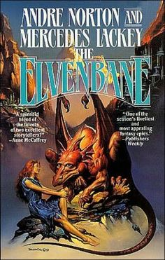 Elvenbane by Andre Norton and Mercedes Lackey (1991)
