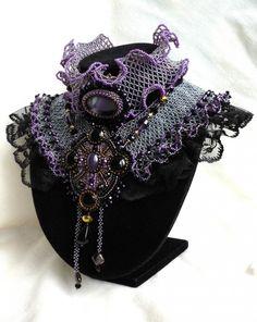 Irina Chikineva is a russian bead embroidery artist.