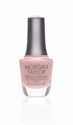 Morgan Taylor Lacquer Nail Polish Luxe Be A Lady #50011 - 15 mL (0.5 Fl Oz)