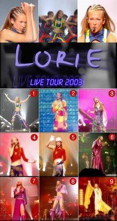 Laura Lee, Billy Crawford, Charlotte Valandrey, Plus Belle La Vie, Leila, Laurence, Blog, Tours, Concert Outfits