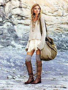 Fall fashion, outfit