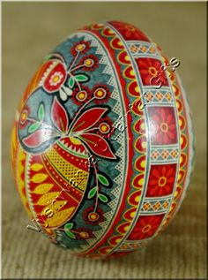Ukrainian Egg Patterns | Ukrainian Easter Eggs Patterns - kootation.com
