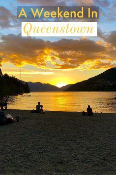 A weekend in Queenstown, New Zealand. #queenstown #newzealand #southisland #newzealandadventure