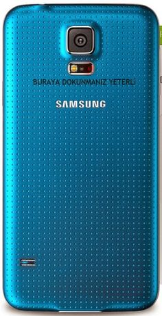 Kalp atışlarınızı ölçmek bu telefonla mümkün. Nabzınız ne kadar atıyor. Hızlı mı yavaş mı Samsung Galaxy S5, Galaxy Phone, Quad, Smartphone, Android, Galaxies, Display, Blue, Quad Bike