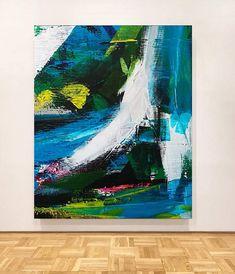 Night, Artist, Artwork, Atelier, Graz, Abstract, Canvas, Painting Art, Kunst