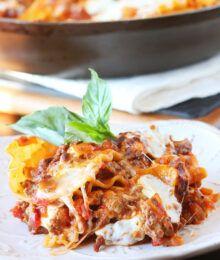 Easy Lasagna Recipe, Homemade Lasagna, Lasagna Recipes, Homemade Dinners, Pasta Recipes, Pasta Dishes, Food Dishes, Main Dishes, Quick Dinner Recipes