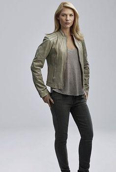 Homeland Carrie Mathison Jacket
